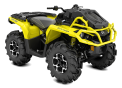 2019-Outlander-Xmr-650-Sunburst-Yellow_3-4-front